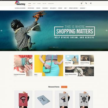 Boomrang Website Designed & Developed By Herald Lynx Lahore Pakistan