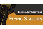 flying Stallion Logo Designed & Developed By Herald Lynx Lahore Pakistan