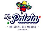 La Paleta Ice Cream Logo Designed & Developed By Herald Lynx Lahore Pakistan