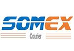 Somex Logo Designed & Developed By Herald Lynx Lahore Pakistan