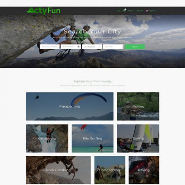 Actyfun Designed & Developed By Herald Lynx Lahore Pakistan