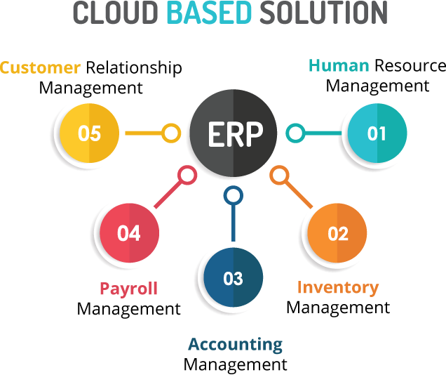 Cloud Based Enterprise Resource Planning ERP Solution - Herald Lynx Web Development Company Lahore Pakistan